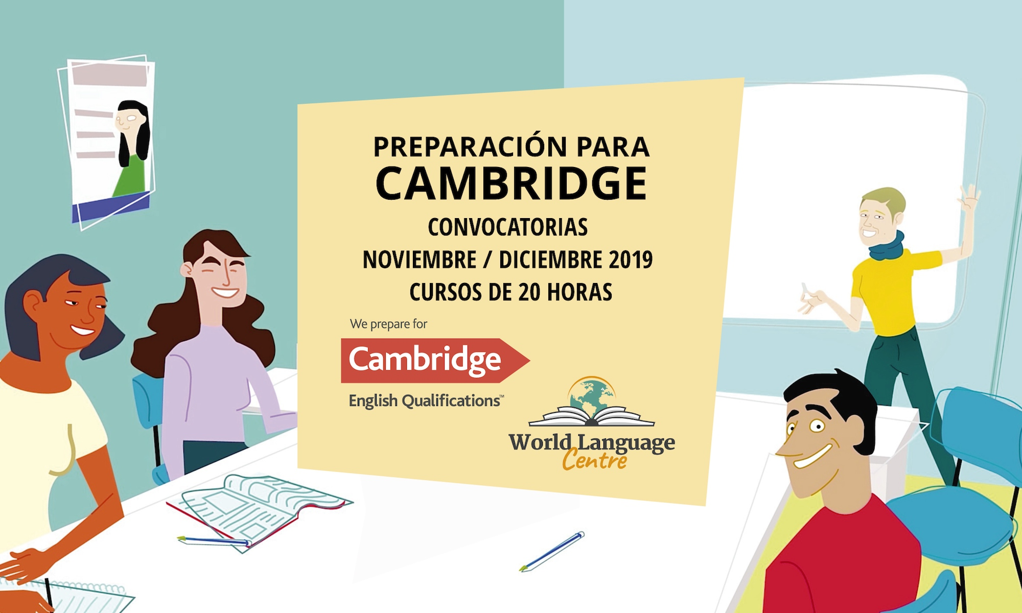 World Language Centre - Preparación para Cambridge