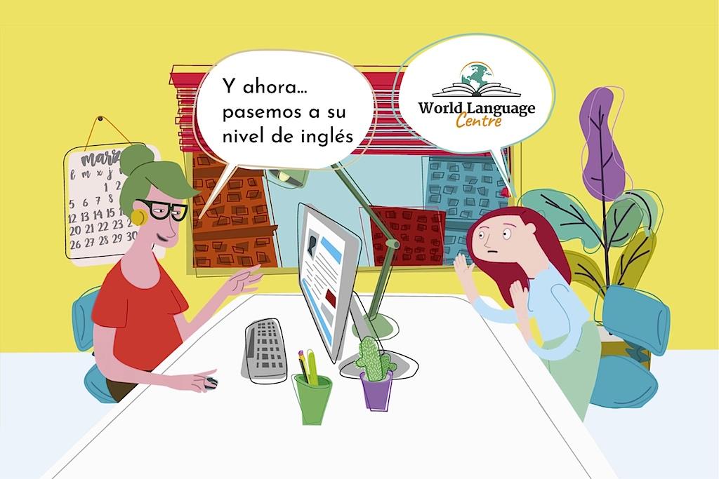 Promoción Clases particulares de Inglés