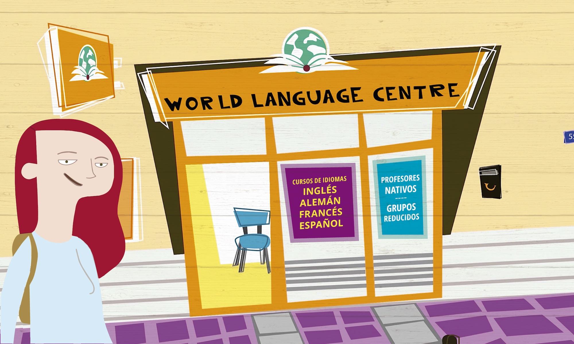 Cursos de idiomas - Profesores nativos - Grupos reducidos
